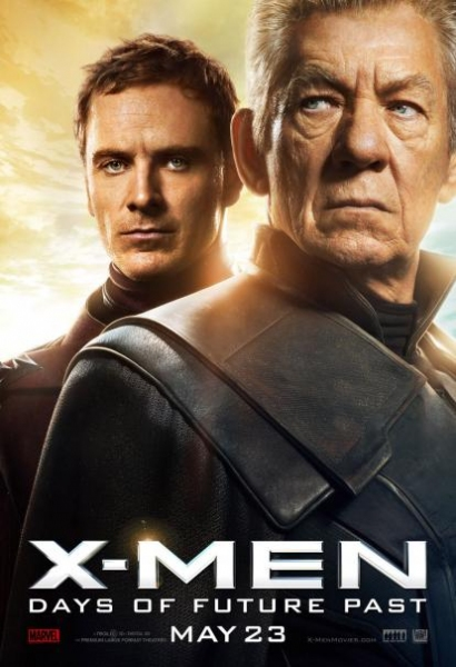 First Look - All-New Poster Art & Character Video for X-MEN DAYS OF FUTURE PAST