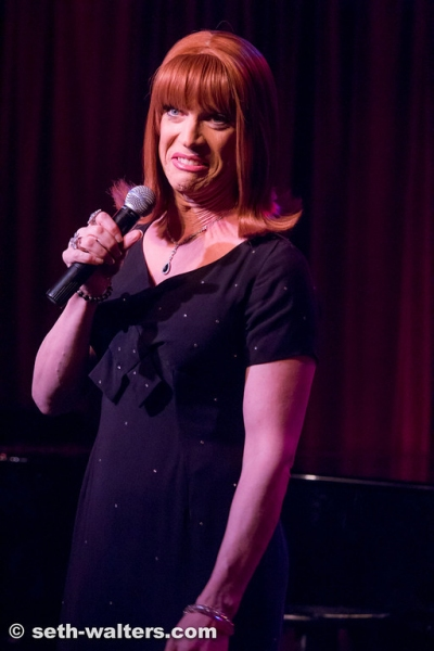 Photo Flash: Coco Peru Brings HAVE YOU HEARD? to Birdland