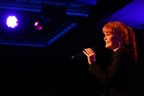 Photo Coverage: Kate Baldwin Previews SING PRETTY, DON'T FALL DOWN at 54 Below
