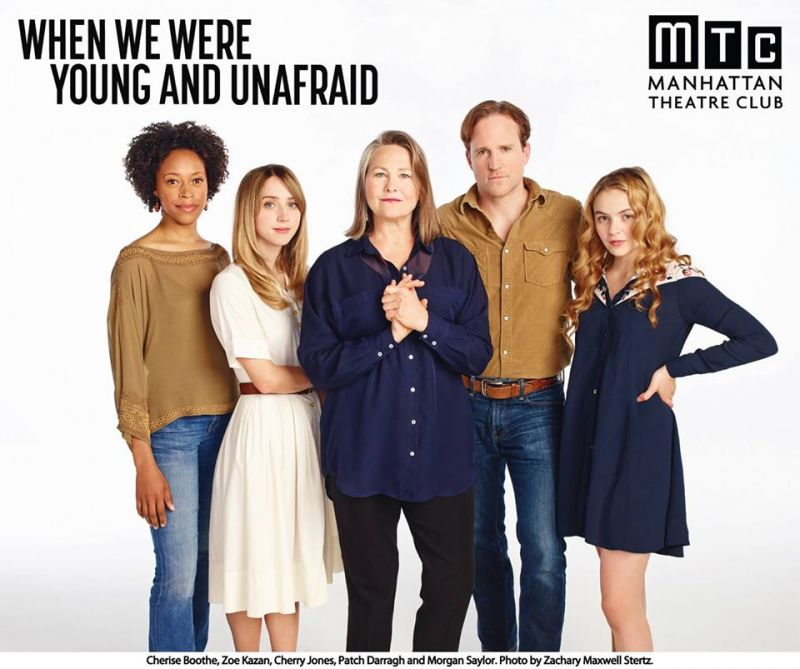 First Look At Cherry Jones & Company In WHEN WE WERE YOUNG AND UNAFRAID