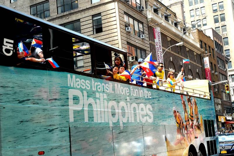 Festive Parade Awaits Madison Avenue for Philippine Independence Day, 6/1