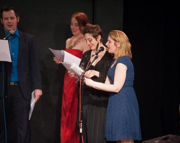 Photo Flash: Inside Shrunken Shakespeare Company's KILL SHAKESPEARE