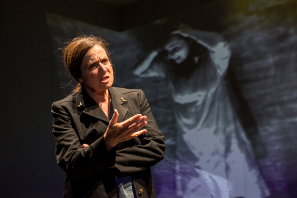 Photo Flash: First Look at Judith Thompson in Canadian Rep Theatre's WATCHING GLORY DIE