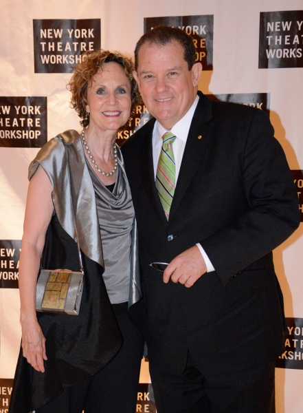Photo Flash: New York Theatre Workshop's 2014 Gala - The Arrivals