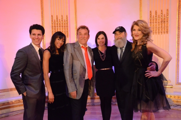 Photo Flash: New York Theatre Workshop's 2014 Gala - Performance and Party!