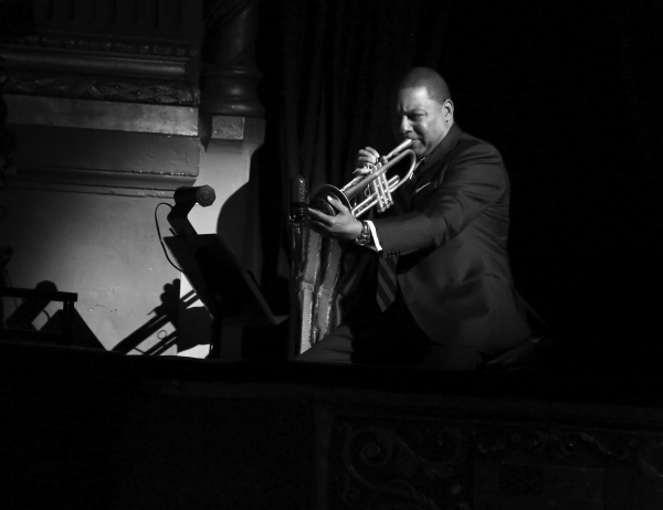 Photo Coverage: Wynton Marsalis Makes Guest Appearance in AFTER MIDNIGHT!