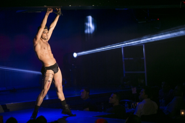 Photo Flash: Broadway Takes It Off for Charity! Go Inside BROADWAY BARES: SOLO STRIPS 2014!