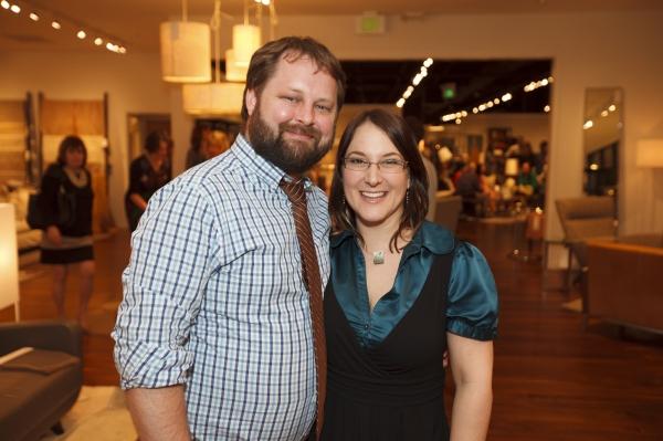 Lee Keenan and Chelsea Keenan