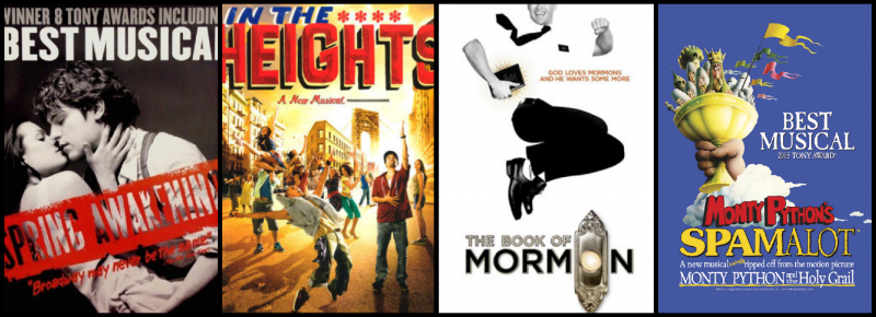 Counting Down to This Year's Big Tony Win - BWW Highlights the Past Decade's Best Musical Winners!