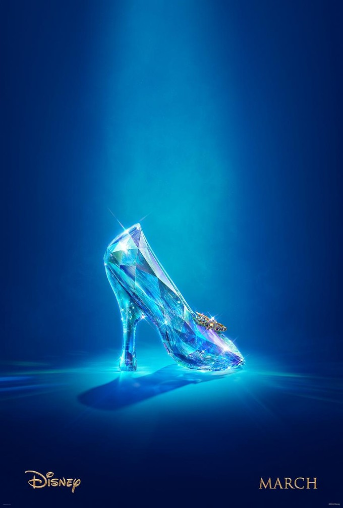 VIDEO: Teaser/Poster Art for Kenneth Branagh's CINDERELLA