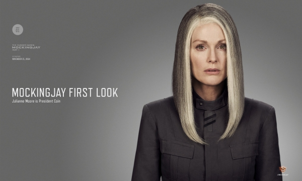 Photo Flash: First Look at THE HUNGER GAMES: MOCKINGJAY - Part I