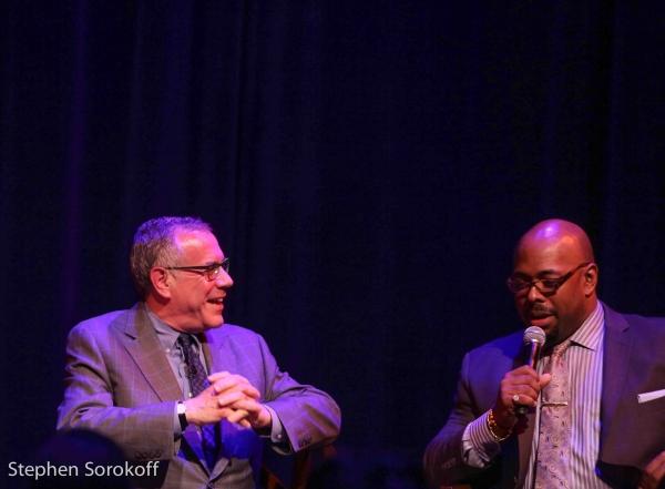 John Schreiber & Christian McBride, Jazz advisor to NJPAC