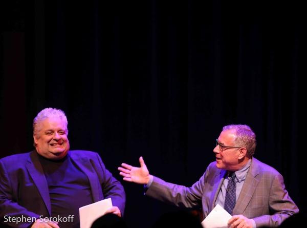 David Rodgriguez, executive director NJPAC & John Schreiber Pres. & CEO NJPAC