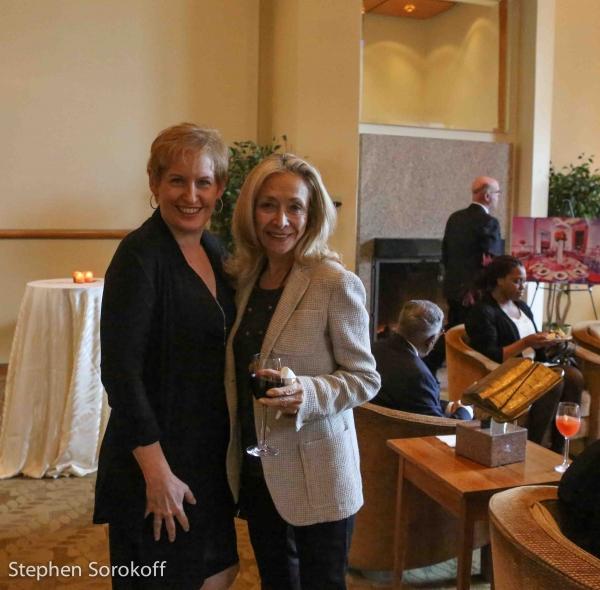 Liz Callaway & Eda Sorokoff