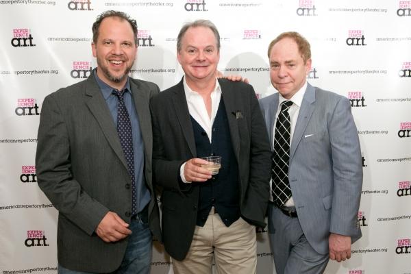 Aaron Posner, Teller, and Daniel Conway Photo