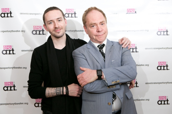Christopher Rose and Teller Photo