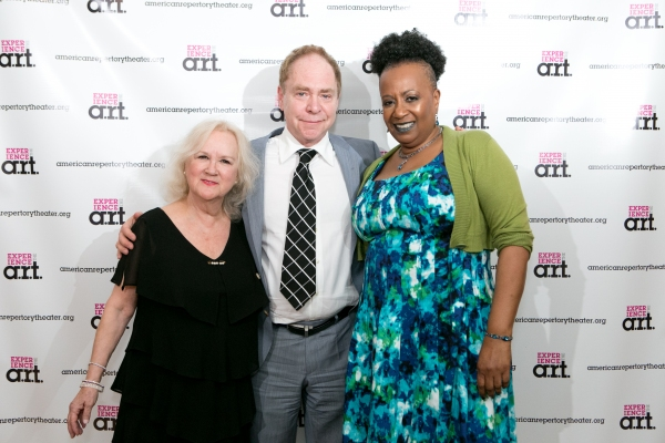 Dawn Didawick, Teller, and Miche Braden Photo
