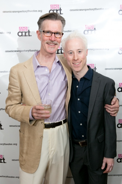 Photo Flash: Tom Nelis, Diane Paulus, Aaron Posner and More in Opening Night of ART's THE TEMPEST