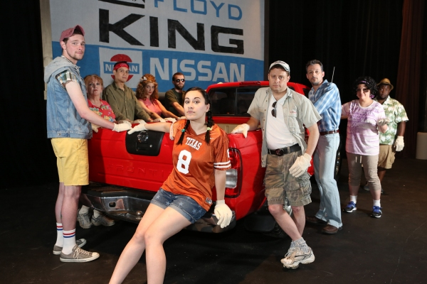 Ryan Foizey (as Greg), Cindy Duggan (Janis), Reynaldo Arceno (Jesus), Taylor Pietz (Heather), Luke Steingruby (Chris), Marcy Wiegert (Kelli), Jeffrey M. Wright (Benny), Todd Schaefer (JD), Anna Skidis (Norma), Marshall Jennings (Ronald)