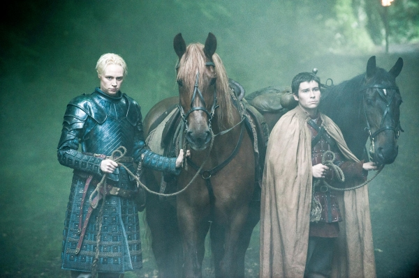 Photo Flash: First Look - Images from GAME OF THRONES 'Mockingbird' Episode