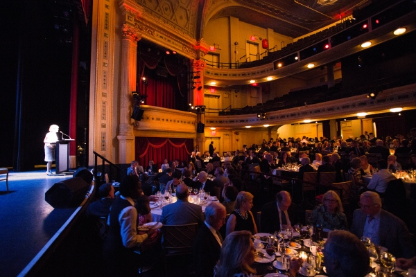 Photo Flash: Santino Fontana, Jeremy Jordan, Rebecca Luker & More Perform at CSC Gala