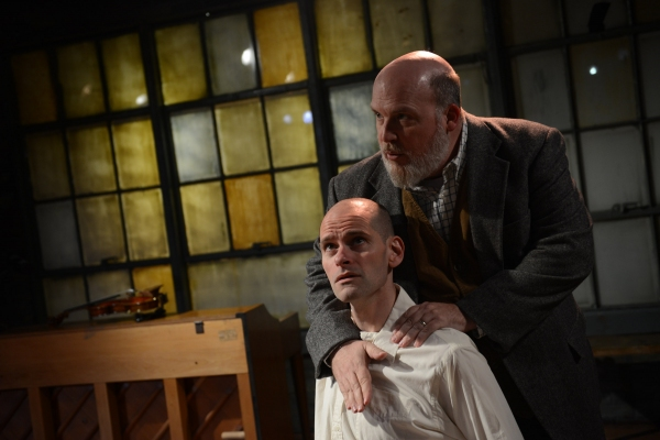 Photo Flash: First Look - Strawdog's CHARLES IVES TAKE ME HOME, Opening 5/19