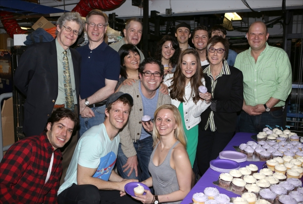 Photo Coverage: CINDERELLA Celebrates 500 Performances on Broadway!
