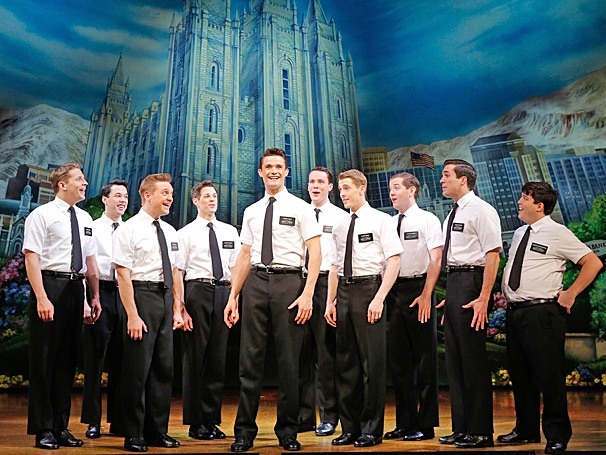 BWW Reviews: THE BOOK OF MORMON Graces Columbus - OMGosh, They Had Me at 'Hello'