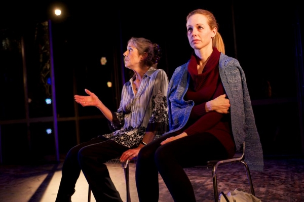 Photo Flash: First Look at CIRCLES at Birmingham Rep