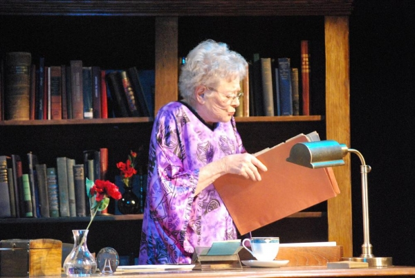 Photos: First Look at Roslyn Alexander in THE PASSIONS OF EMMA GOLDMAN