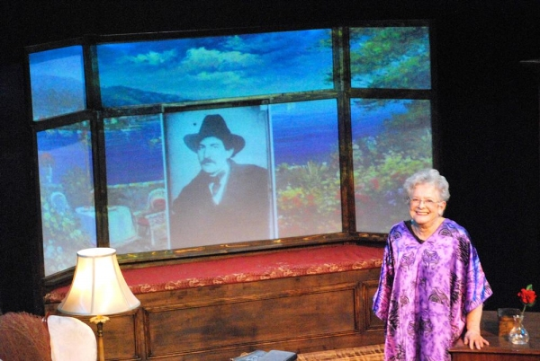 Photo Flash: First Look at Roslyn Alexander in THE PASSIONS OF EMMA GOLDMAN