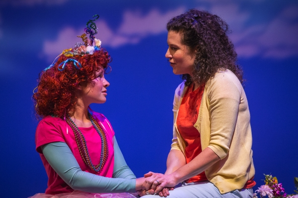 Photo Flash: First Look at Oregon Children's Theatre's FANCY NANCY