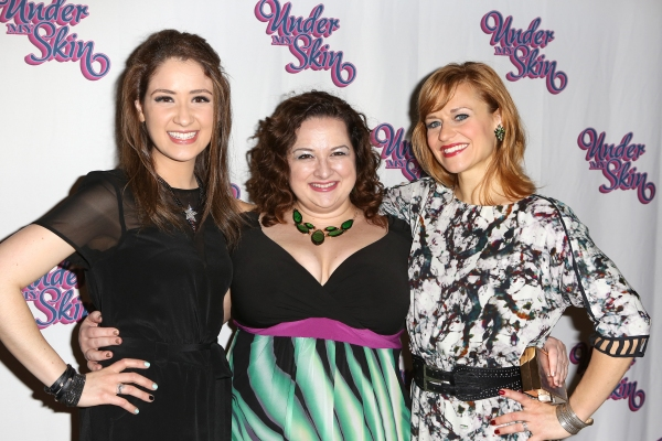 Photo Coverage: Kerry Butler & More Celebrate Opening Night of UNDER MY SKIN
