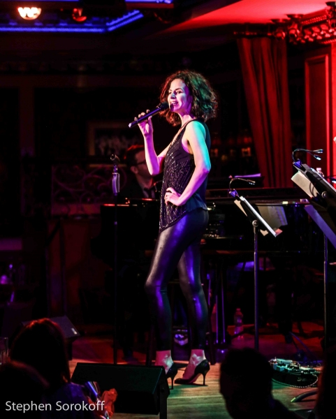 Photo Coverage: Mandy Gonzalez Returns to 54 Below with LOVE, ALL WAYS