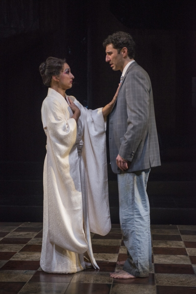 Photo Flash: First Look at M. BUTTERFLY, Now Playing at Court Theatre