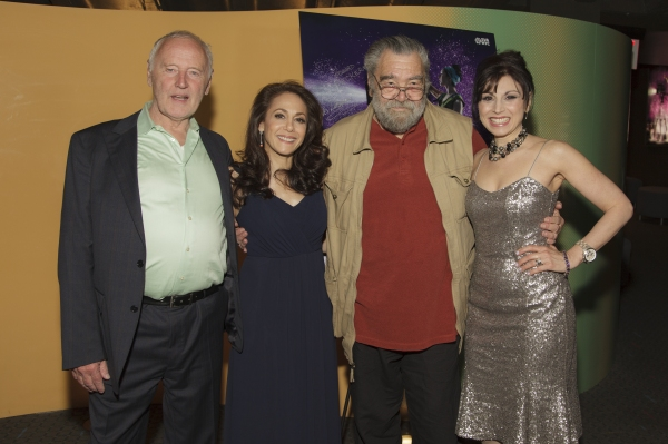 Reeves Lehmann, Annie Flocco, Ralph Bakshi, Valerie Smaldone