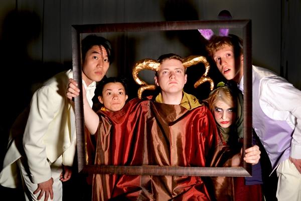 Eddy Lee (Mr. Ting), Erin Healani Chung (Fix), Finn Kilgore (Dactyl), Lila Newman (Fr Photo