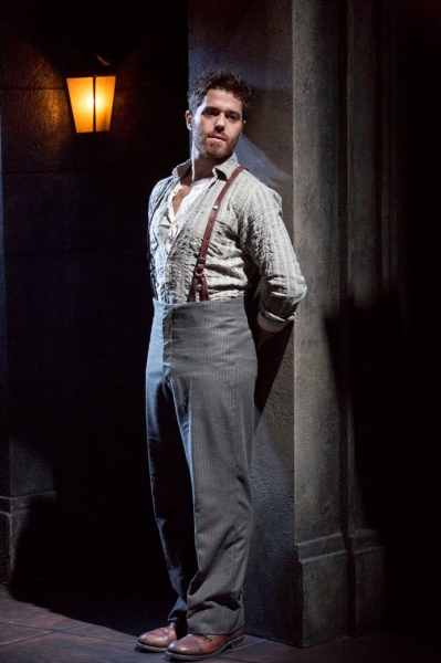 Photo Flash: Sneak Peek at the National Tour of EVITA, Coming to the Arsht Center Tonight