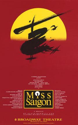30 Days Of The 2014 Tony Awards: Day #23 - MISS SAIGON