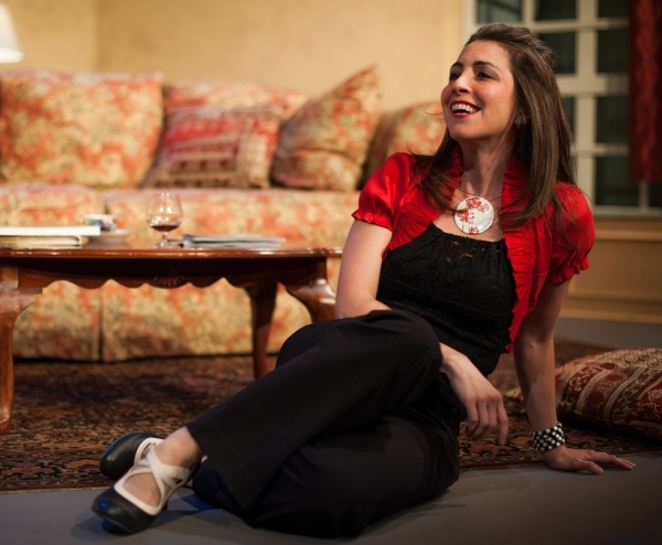 Photo Flash: First Look at A DELICATE BALANCE at The City Theatre