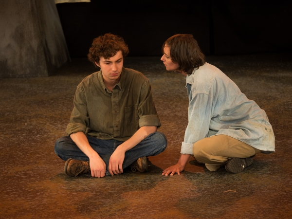 Photo Flash: First Look at TRESTLE AT POPE LICK CREEK at Playhouse on Park