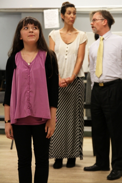 Joy Kate Lawson, Kathi Troy, David Michael Kirby
