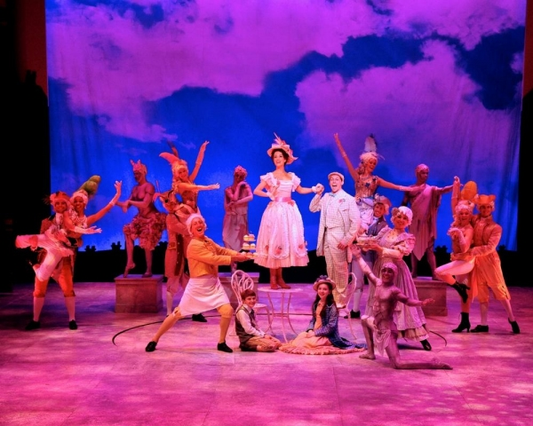 Photo Flash: More Shots from Westchester Broadway Theatre's MARY POPPINS