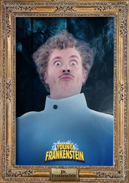 Photo Flash: Meet the Cast of Arizona Broadway Theatre's YOUNG FRANKENSTEIN