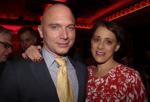 Michael Cerveris and Judy Kuhn