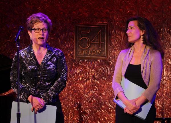 Lisa Kron and Jeanine Tesori