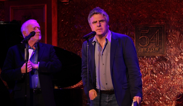 Jim Norton and Neil Pepe