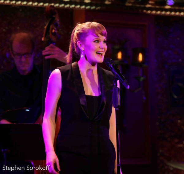 Photo Coverage: Kate Baldwin Brings SING PRETTY, DON'T FALL DOWN to 54 Below