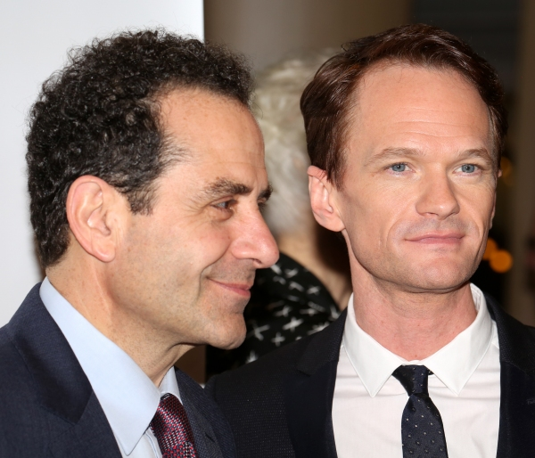 Tony Shaloub and Neil Patrick Harris
