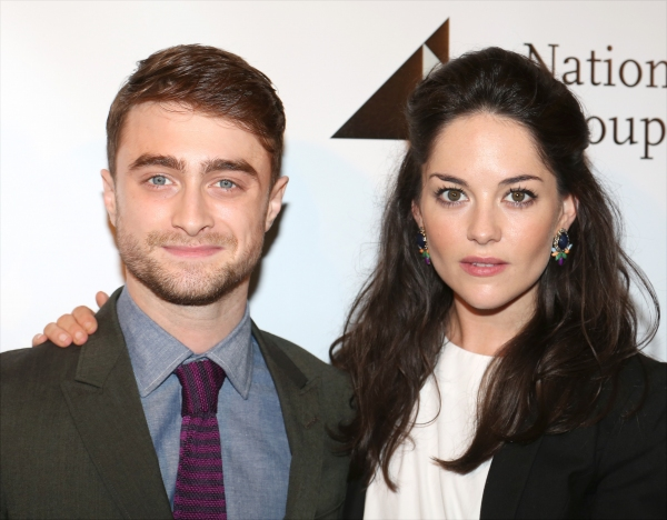 Daniel Radcliffe and Sarah Greene